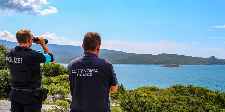 Frontex to launch rapid border intervention at Greece's external borders